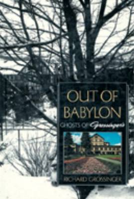Out Of Babylon by Richard Grossinger