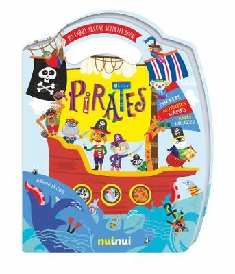 Pirates: My Carry Around Activity Book by ,Arianna Osti