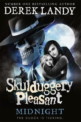 Skulduggery Pleasant #11: Midnight by Derek Landy
