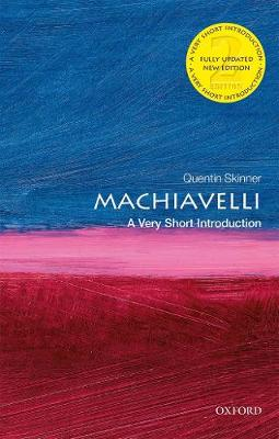 Machiavelli: A Very Short Introduction book