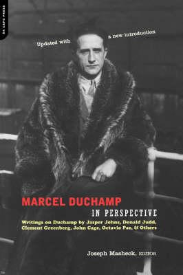 Marcel Duchamp In Perspective by Joseph Masheck