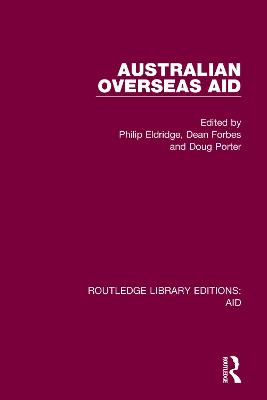 Australian Overseas Aid book