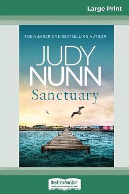 Sanctuary (16pt Large Print Edition) by Judy Nunn