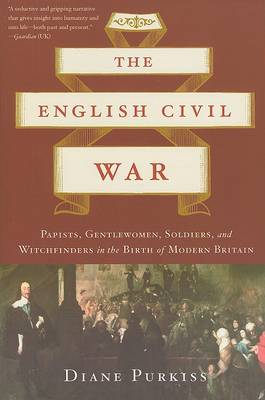 The English Civil War by Diane Purkiss