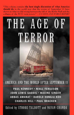 Age Of Terror by Nayan Chanda