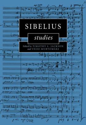 Sibelius Studies book