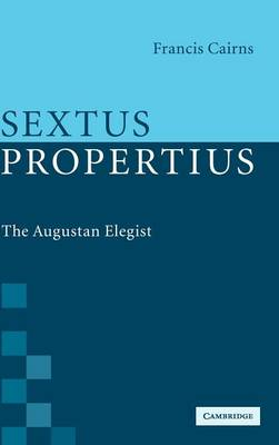 Sextus Propertius book