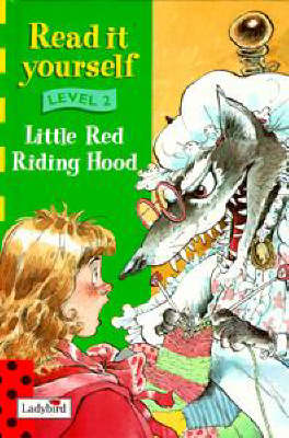 Little Red Riding Hood by David Parkins