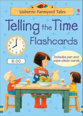 Farmyard Tales Telling The Time Flashcards book