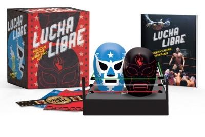 Lucha Libre: Mexican Thumb Wrestling Set by Legends of Lucha Libre