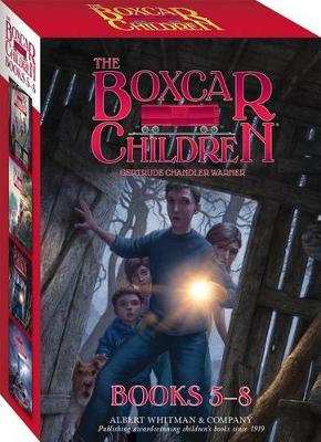 The Boxcar Children Mysteries Boxed Set #5-8 by Gertrude Chandler Warner
