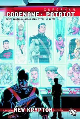 Superman Codename Patriot TP by Greg Rucka