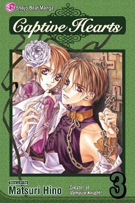 Captive Hearts, Vol. 3 by Matsuri Hino