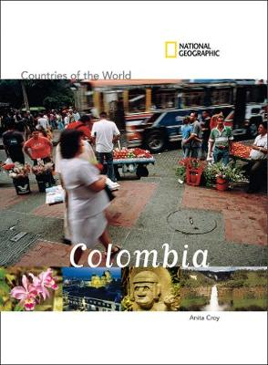Countries of the World: Colombia book