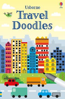 Travel Doodles book