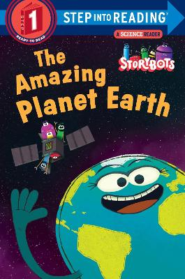 Amazing Planet Earth (Storybots) book
