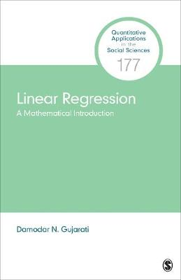 Linear Regression by Damodar N. Gujarati