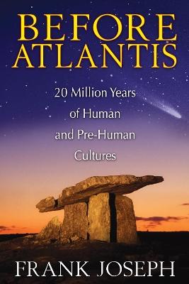 Before Atlantis book