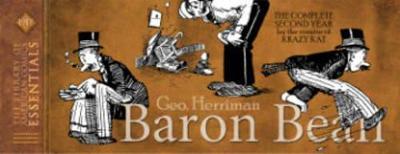 Loac Essentials Volume 6 Baron Bean 1917 by George Herriman