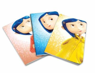 Coraline Pocket Notebook Collection: Set of 3 by Insight Editions
