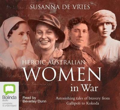 Heroic Australian Women In War book