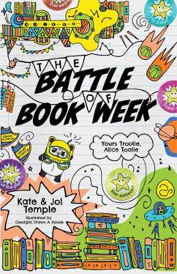 The Battle of Book Week: Yours Troolie, Alice Toolie 3 book