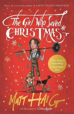 Girl Who Saved Christmas book