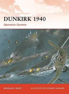 Dunkirk 1940 by Doug Dildy