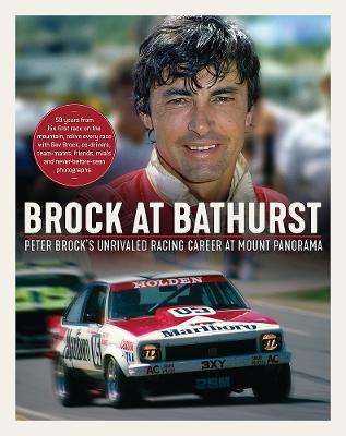 Brock at Bathurst book