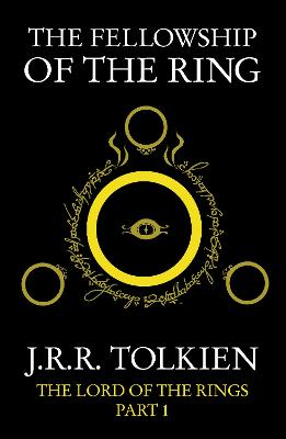 Fellowship of the Ring book