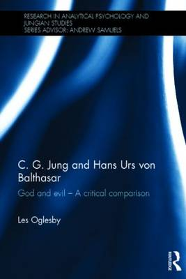 C.G. Jung and Hans Urs Von Balthasar by Les Oglesby
