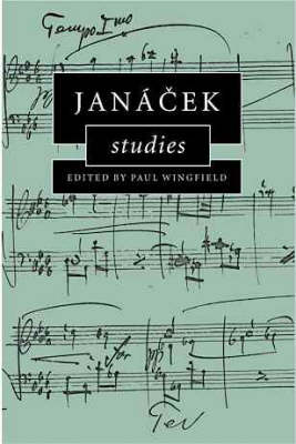 Janacek Studies by Paul Wingfield