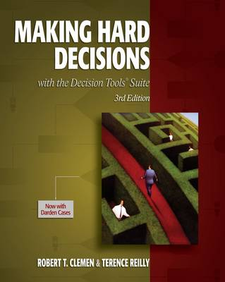 Making Hard Decisions with DecisionTools by Terence Reilly