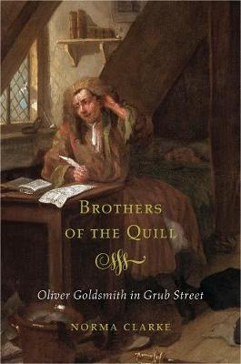 Brothers of the Quill by Norma Clarke