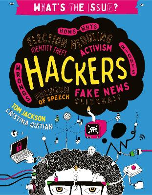 Hackers by Tom Jackson