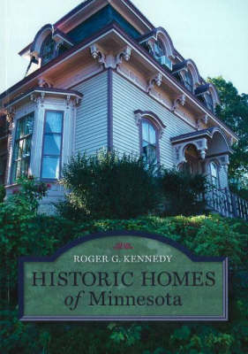 Historic Homes of Minnesota book