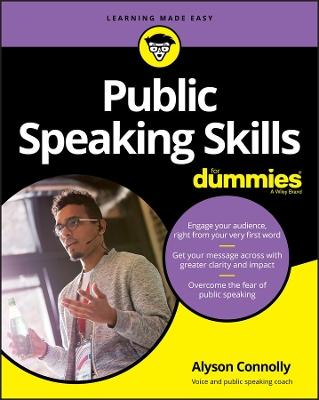 Public Speaking For Dummies by Dirk Zeller