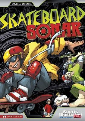 Skateboard Sonar by Eric Stevens