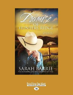 Promise of Hunters Ridge by Sarah Barrie