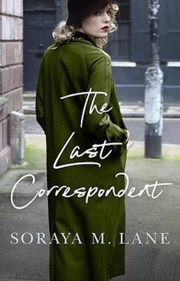 The Last Correspondent book