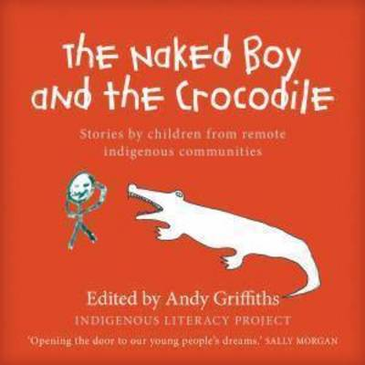 Naked Boy and the Crocodile book
