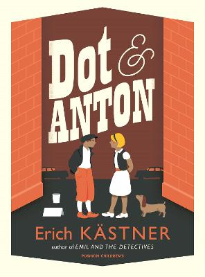 Dot and Anton by Erich Kastner