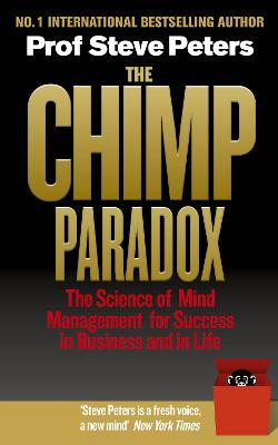 Chimp Paradox book