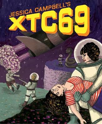 XTC69 by Jessica Campbell