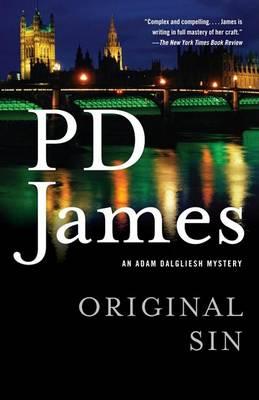 Original Sin by P D James