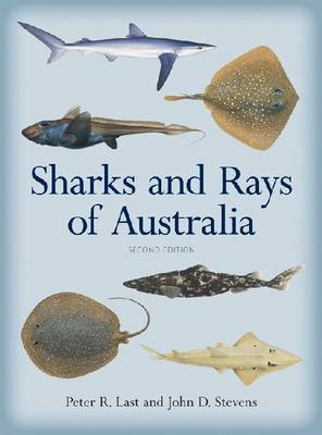 Sharks and Rays of Australia by P.R. Last