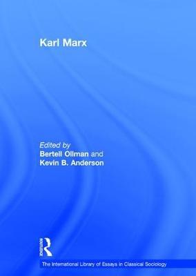 Karl Marx by Professor Kevin B. Anderson