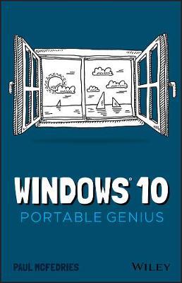 Windows 10 Portable Genius book