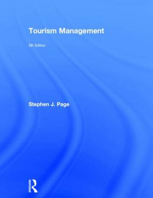 Tourism Management by Stephen J. Page