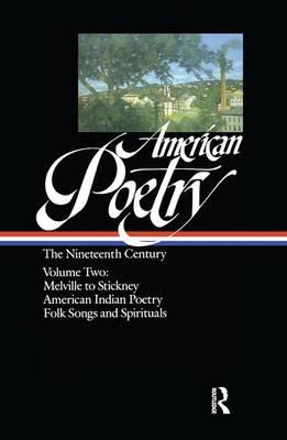 American Poetry 19th Century 2 by John Hollander